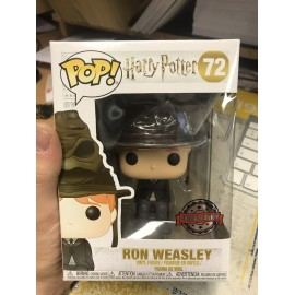 funko exclusive japan expo limited edition 2019 harry potter ron weasley chapoix