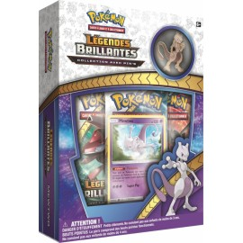 pokemon booster Coffret Pokemon Pin s MEWTWO Legendes Brillantes Soleil et Lune 3 5 neuf sceller officiel