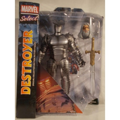 Marvel marvel select winter soldier Action Figure special Edition