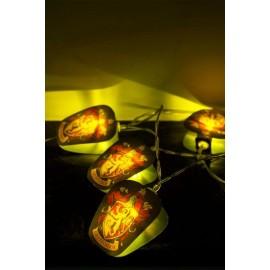 HARRY POTTER Harry Potter Lumières Gryffindor Crests