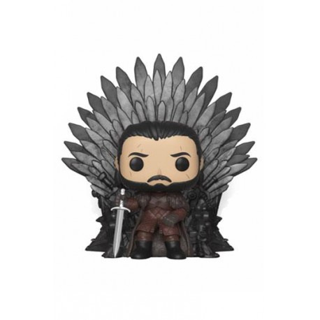 Funko POP Le Trone de fer POP TV Vinyl Figurine Jon Snow Beyond the Wall 9 cm