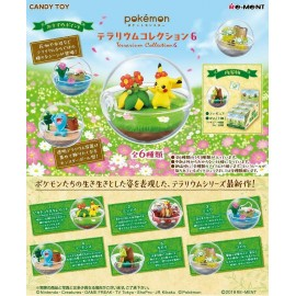 Pokemon Terrarium Collection 6 PRIX POUR UNE FIGURINE ALLEATOIRE Japon Officiel