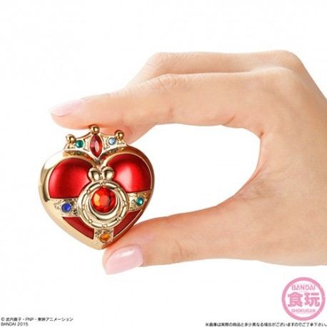 Figurine Sailor Moon Figuarts Zero Chouette Sailor Moon Crystal Power Make Up