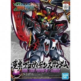 Gundam – Maquette SD Sangoku Soketsuden Guan Yu Yun Change Nu Gundam