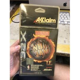 francais BLISTER NBA JAM Sega 32X 32 X Mega Drive Megadrive Genesis