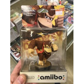 AMIIBO Nintendo figurine figure OFFICIEL donkey kong super smash bros