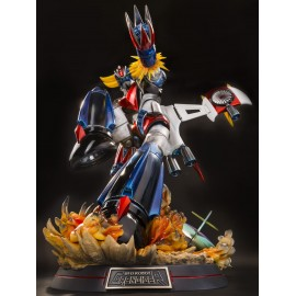 UFO ROBOT GRENDIZER GOLDORAK HQS PLUS BY TSUME RESINE RESIN