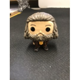 funko mini pop harry potter advent calendar Rubeus Hagrid tenu soirée 4CM