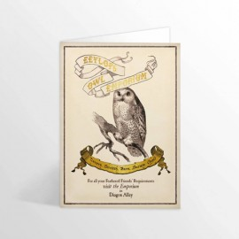 Torchon - Ticket Hogwarts Express