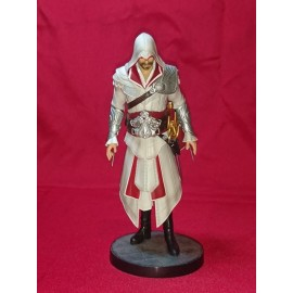 UBISOFT ASSASSIN'S CREED revelations ezio auditore da firenze FIGURE boite