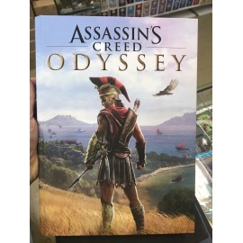 ASSASSIN S CREED LE GUIDE OFFICIEL COMPLET odyssey collector francais
