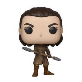 funko pop Game of Thrones Television Vinyl figurine Arya w/Two Headed Spear 9 cm