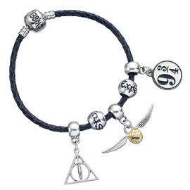 Ensemble Quidditch - Vif d'or/Gardien/Attrapeur et bracelet