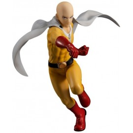 Figurine One Punch-Man - Saitama - DXF-Premium Figure Banpresto 20 cm