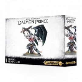 Warhammer age of sigmar slaves to darkness Daemon Prince