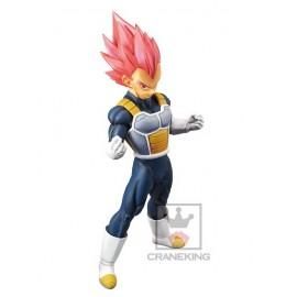 Super Saiyan God Vegeta Choukokubuyuuden Banpresto Dragon Ball Super Broly