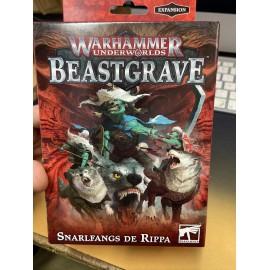 Warhammer 40 000 Warhammer Underworlds: Beastgrave – Rippa's Snarlfangs