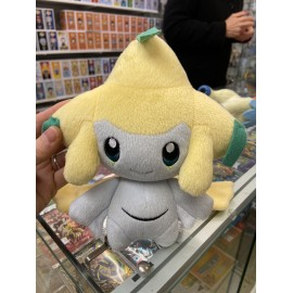 pokemon TAKARA TOMY peluche push JIRACHI officiel environ 20 cm