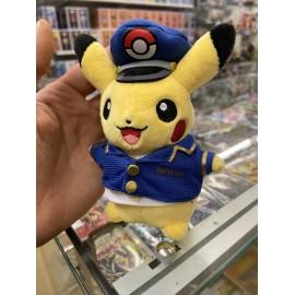 pokemon banpresto peluche push pikachu porte monais officiel environ 20 cm