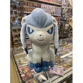 pokemon BANPRESTO peluche push I love eevee EVOLI officiel environ 30 cm