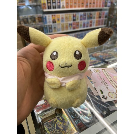 pokemon BANPRESTO peluche push I love eevee NOCTALI officiel environ 15 cm
