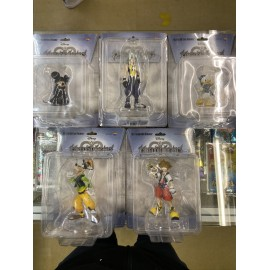 Kingdom Hearts 5 piece Ultra Detailed Figure UDF Disney Series MEDICOM TOY