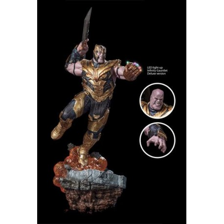 Thanos Figure 19cm de Avangers, Endgame Sega Limited Premium KPM Japan Marvel