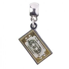 harry potter animaux fantastiques Pendentif Charm Ticket du Poudlard Express