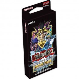 yu gi oh box display 3d bonos beyond time MOVIE PACK NEUF booster