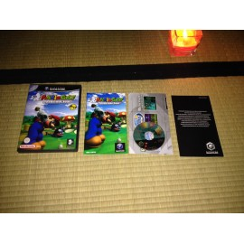nintendo game cube / mario golf toadstool tour / boite / notice / PAL/ FRANCAIS