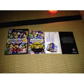 nintendo game cube / mario party 5 / boite / notice / PAL/ FRANCAIS