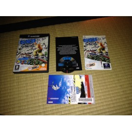 nintendo game cube / ssx on tour featuring / boite / notice / PAL/ FRANCAIS