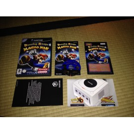 nintendo game cube / dancing stage mario mix / boite / notice / PAL/ FRANCAIS