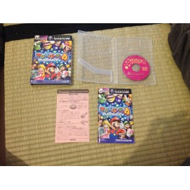 nintendo game cube / mario party 4 jap / boite / notice / PAL/ FRANCAIS