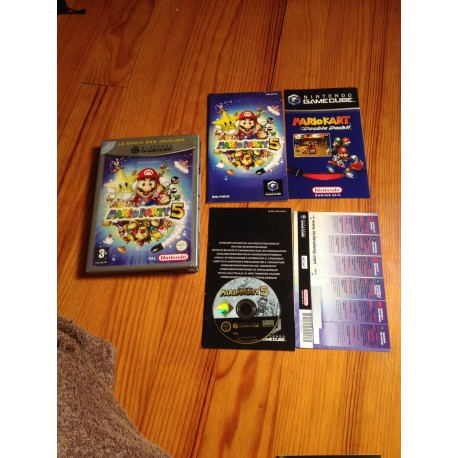nintendo game cube / MARIO PARTY 7 / boite / notice / PAL/ FRANCAIS
