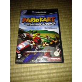 nintendo game cube / mario kart double dash rouge / boite / notice / PAL/ FRANCAIS