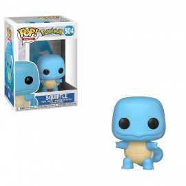 Figurine FUNKO POP! GAMES: Pokemon - Squirtle carapuce