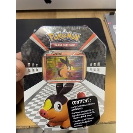 pokemon POKEBOX 2011 GRUIKUI platine / noir et blanc / possible diamant et perle