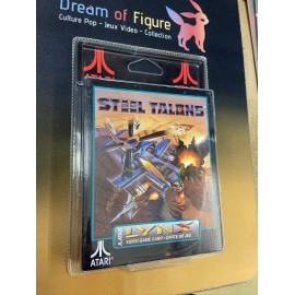 steel talons atari blister rigide NEW FACTORY SEALED