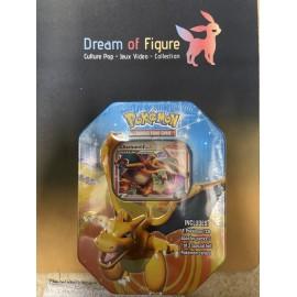 pokemon POKEBOX 2011 RESHIRAM 7 BOOSTERS PLATINE NOIR ET BLANC FRANCAIS
