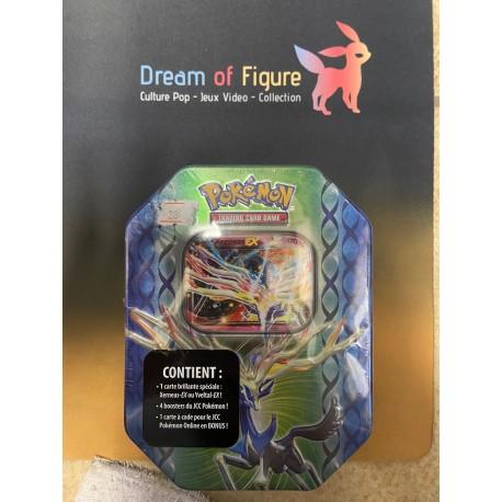 pokemon POKEBOX francais BOX BRASEGALI EX 4 BOOSTERS NEUF