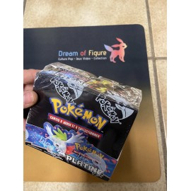 pokemon display 36 boosters francais platine de base introuvable