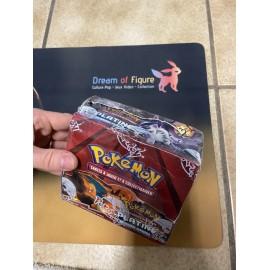pokemon display 36 boosters francais platine de base introuvable