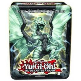 YU-GI-OH Tin Box Mega-tin 2014 Confrérie du Poing de Feu Roi Tigre francais