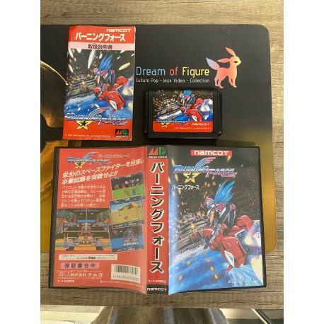 sega mega drive japan / Monster World IV 4 / boite / notice