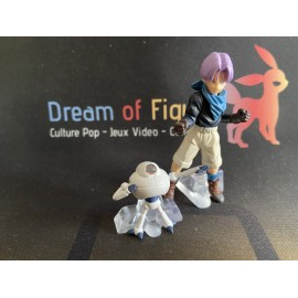 kiwi gashapon figurine figure dragon ball z imagination figure