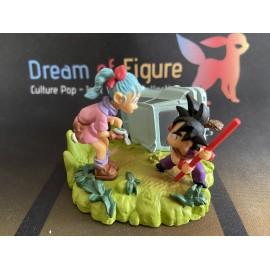 trunk gigi gashapon figurine figure dragon ball z imagination figure