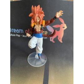 vegeta super saiyan 4 gashapon figurine figure dragon ball z imagination figure