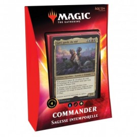 FRANCAIS MTG magic the gathering Decks - Commander 2020 - Sagesse Intemporelle