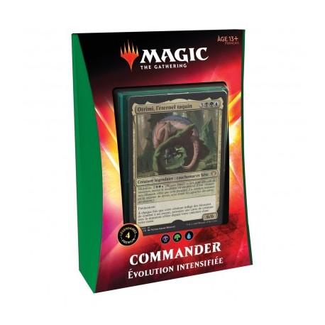 FRANCAIS MTG magic the gathering Decks - Commander 2020 - Sagesse Intemporelle